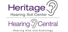 Heritage Hearing Aid Center Logo