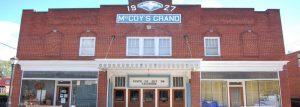 Mccoys-building
