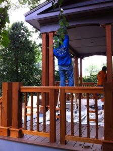 RARCO Contracting at work